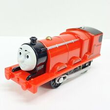 Thomas & Friends Track Master James Red Motorized Train Engine Mattel 2013