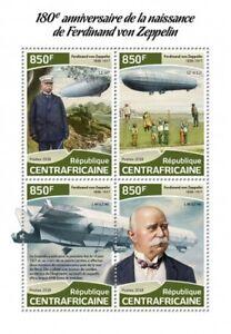 Central Africa 2018   Ferdinand von Zeppelin  S201807
