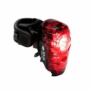 NiteRider Solas 250 Taillight for Bicycles Authorized NiteRider Dealer