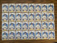 (32) 1988 Fleer Edgar Martinez Rookie #378 Seattle Mariners As Shown