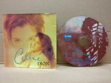 Celine Dion On Cover Only Mega Rare Singapore CD FCS8864