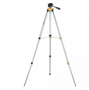 Dewalt Adjustable and Portable Lightweight Laser Level Tripod