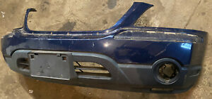 2004-2006 CHRYSLER PACIFICA FRONT BUMPER UPPER COVER TOURING Blue Lower Valance