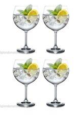 Giant BOHEMIA CRYSTAL MAXIMA Wine gin and tonic Glass 820ml 29 oz XXL -set of 4-