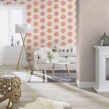 Rasch becker pétales de fleurs motif papier peint texturé sable motif floral 476101