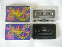 Deee-lite US Cassette Singles X2 Groove Is In The Heart Maxi + Slipcase NM 6 Mix