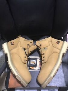 "[NEW] (Size 13) Timberland PRO Pit Boss, Steel-Toe 6"" inch. Men's Work Boots."