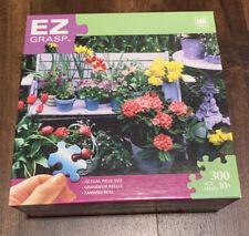EZ Grasp MB 300 Piece Puzzle Sitting Pretty NEW