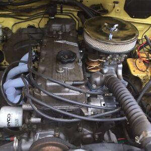 4G54 Mitsubishi Engine