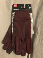 Brand New Under Armour Storm Gloves Size Large Touch Screen Compatible
