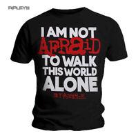 Official T Shirt MY CHEMICAL ROMANCE I Am Not Afraid Lyrics All Sizes