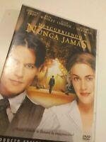 Dvd  DESCUBRIENDO NUNCA JAMAS CON J DEPP, KATE  WINSLEY...coleccionistas