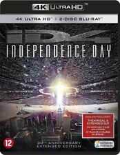 INDEPENDENCE DAY  (4K ULTRA HD) - Blu Ray -  Region free