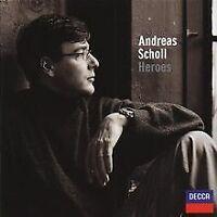 Andreas Scholl Heroes von Scholl,Andreas | CD | Zustand gut