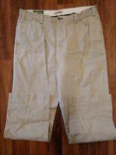 Mens size 38 X 30 Orvis khaki pants hiking fishing