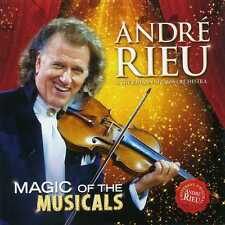 Magic of The Musicals André Rieu 0602537788606