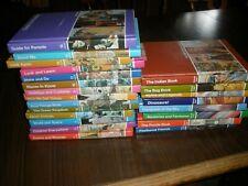 LOT OF 22 CHILDCRAFT CHILDREN'S BOOKS ANNUALS 1970'S 1980'S HARDCOVER