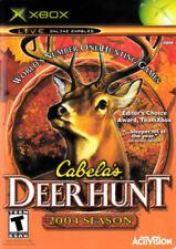 Cabela''s Deer Hunter: 2004 Season Xbox New Xbox