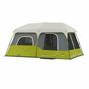 9 Person Tent with room divider Instant Cabin 14' x 9' NEW FREE SHIPPING