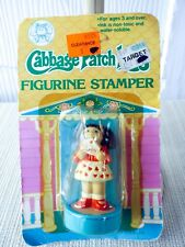 VTG 1984 CABBAGE PATCH KIDS Sealed With A Kiss Figure Stamper girl doll New NIP