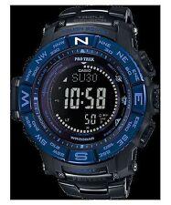 Casio Pro Trek PRW-3500SYT-1D Triple Sensor Solar Titanium Band Sport Watch