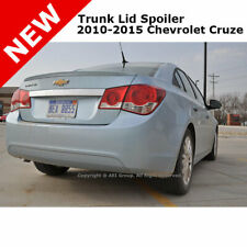 Chevy Cruze 11 Trunk Rear Spoiler Painted Silver Ice Metallic Wa636r Fits Cruze