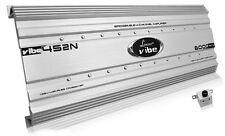 New Lanzar VIBE452N Car Audio Vibe 6000 Watt 4 Channel Mosfet Amplifier Tri-Mode