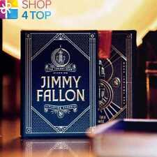 JIMMY FALLON THEORY 11 PLAYING CARDS DECK MAGIC TRICKS SEALED NEW