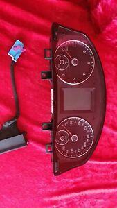 Volkswagen scirocco highline clocks with mk5 golf adapter conservation loom