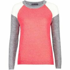 Marks and Spencer Women's Long Sleeve Waist Length Jumpers & Cardigans