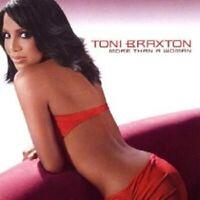 "TONI BRAXTON ""MORE THAN A WOMAN"" CD NEW"