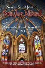 B009RYB8MY 2013 St. Joseph Annual Catholic Sunday Missal w/Wallet Calendar