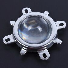 5-90degree 44mm LED Lens+Reflector Collimator+Fixed bracket For 10W 20W 50W 100W