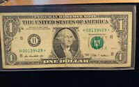 Possible Rarest Star Note Run In Existence. Estimates At 10k Sheets!! H00139429*