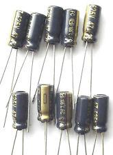 47uf 25v 105c Low ESR Size 5mmx11mm Panasonic EEUFC1E470 x10pcs