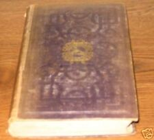 RECOLLECTIONS OF A LITERARY LIFE Mitford 1st Am Ed 1852