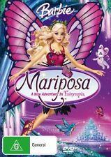 Barbie - Mariposa (DVD, 2008)