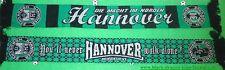 """Hannover Schal """"You´ll never walk"""" Ultra Fan Niedersachsen H +neu+ 100 % Acryl +"""