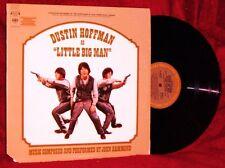 LP LITTLE BIG MAN JOHN HAMMOND DUSTIN HOFMAN 1970 COLUMBIA NM
