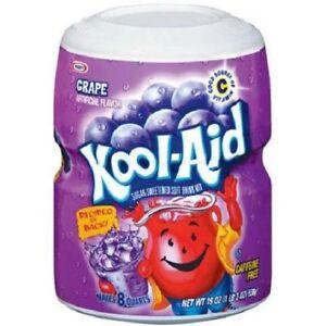 Kool Aid Grape Drink Mix