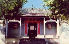 "HONG KONG - CHINESE TEMPLE ""KUN IAM TONG"" (Goddess of Mercy) 1959"