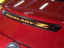 JDM FAIRLADY Z DECAL FOR NISSAN 370Z REAR HIGH MOUNT THIRD BRAKE STOP LIGHT LAMP
