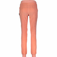New Just Cavalli Light Pink Jogging Bottoms with gems L RRP £99