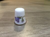 Spode Buttercup flower of the year Thimble