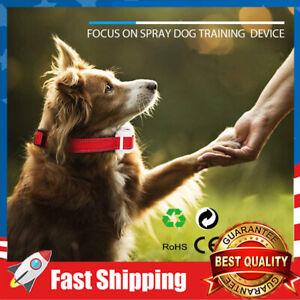 Ultralight Rechargeable Spray Bark Collar for Small Medium Large Dogs Anti Bark