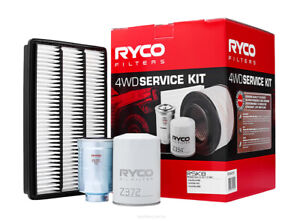 Ryco 4x4 Filter Service Kit RSK8 fits Mitsubishi Pajero 3.2 D (NS), 3.2 DI-D ...