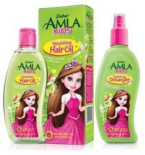Dabur Amla Kids Nourishing Hair Oil 200ml For Longer, Stronger &Softer+free Gift