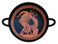 Homosexual Love Gay Sex Ancient Greece Vase Greek Pottery Ceramic