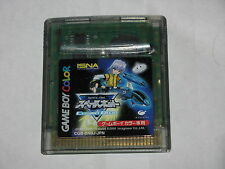 Space Net Cosmo Blue Game Boy Color GBC Japan import cartridge only