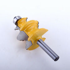 1PCS 8mm Shank Architectural Molding Router Bit Woodworking cutter Tools